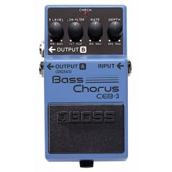 BOSS CEB-3 BASS CHORUS bass...