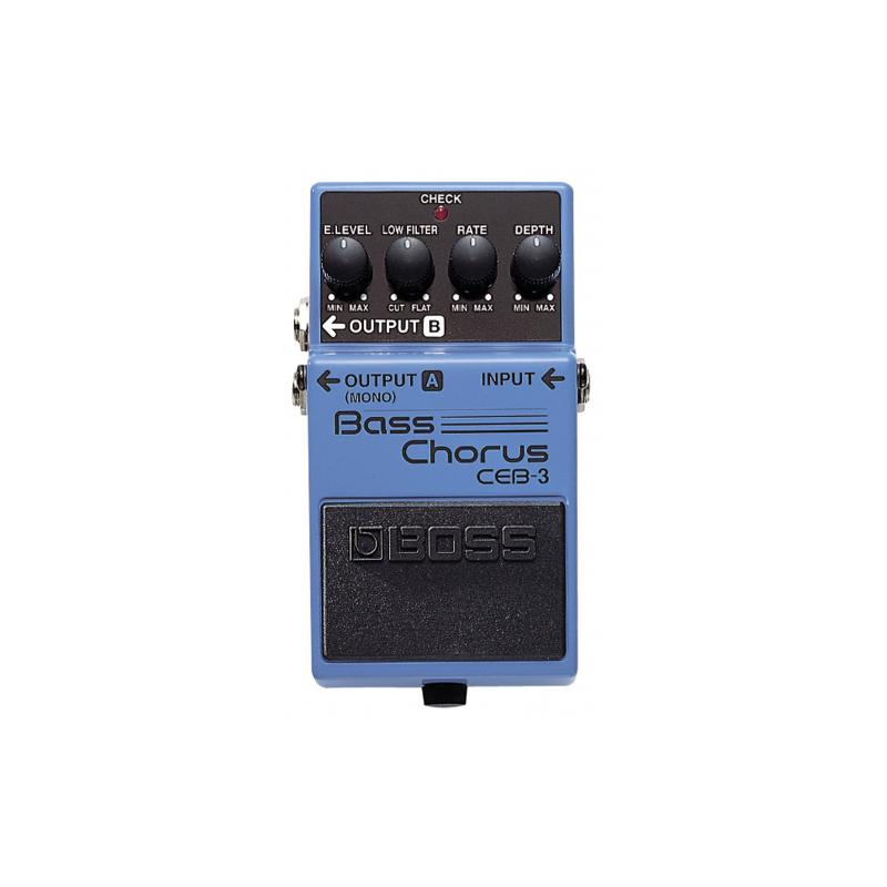 BOSS CEB-3 BASS CHORUS efekt do gitary basowej
