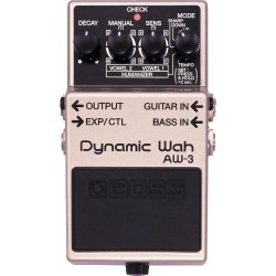 BOSS AW-3 DYNAMIC WAH efekt...