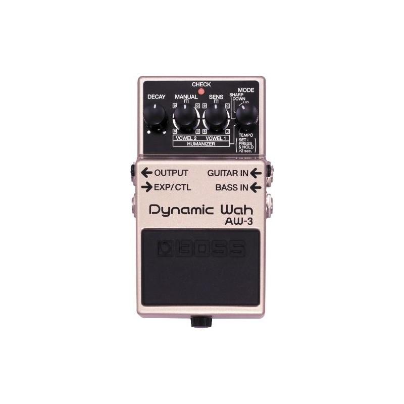 BOSS AW-3 DYNAMIC WAH efekt gitarowy