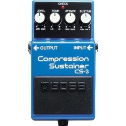 BOSS CS-3 COMPRESOR SUSTAINER efekt gitarowy