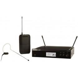 SHURE BLX14RE/MX53 wireless...