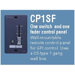 YAMAHA CP1SF wall strer