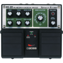BOSS RE-20 SPACE ECHO efekt...