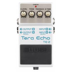 BOSS TE-2 TERA ECHO efekt...