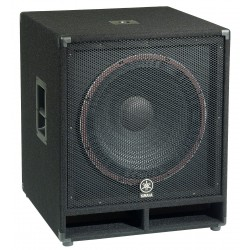 Yamaha SW118V bass column...