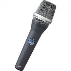 AKG D 7 S mikrofon dynamiczny wokalny z wyłącznikiem