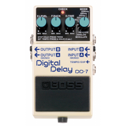 BOSS DD-7 DIGITAL DELAY...