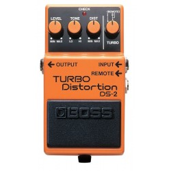 BOSS DS-2 TURBO DISTORTION efekt gitarowy