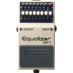 BOSS GE-7 EQUALIZER Guitar...