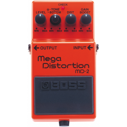 BOSS MD-2 MEGA DISTORTION...