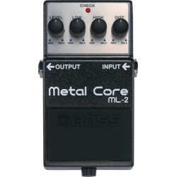 BOSS ML-2 METAL CORE efekt...