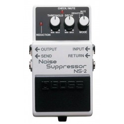 BOSS NS-2 NOISE SUPPRESSOR...