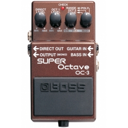 BOSS OC-3 SUPER OCTAVE...
