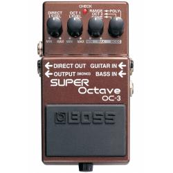 BOSS OC-3 SUPER OCTAVE...