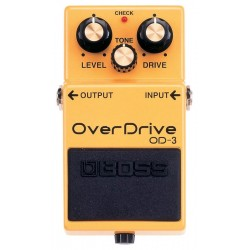 BOSS OD-3 OVERDRIVE guitar...