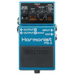 BOSS PS-6 HARMONIST guitar...