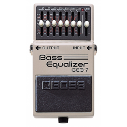 BOSS GEB-7 BASS EQUALIZER...