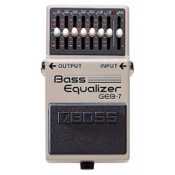 BOSS GEB-7 BASS EQUALIZER efekt go gitary basowej