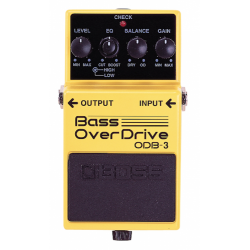 BOSS ODB-3 BASS OVERDRIVE...