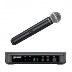 SHURE BLX24E/SM58 wireless...