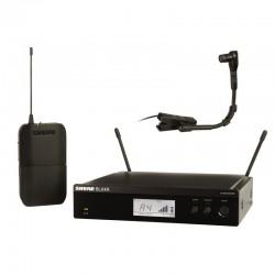 SHURE BLX14RE/B98 system bezprzewodowy z mikrofonem instrumentalnym