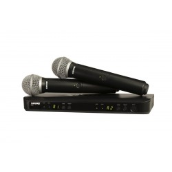 BLX288/PG58 SHURE system...