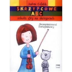 SKRZYPCOWE ABC Akompaniament fortepianowy Antoni Cofalik
