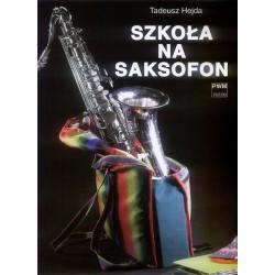 SZKOŁA NA SAKSOFON Tadeusz...