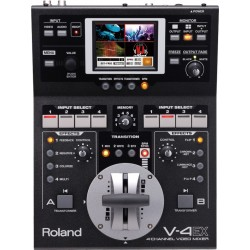 ROLAND V-4EX video mixer