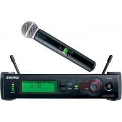 SHURE SLX24/BETA58 wireless...