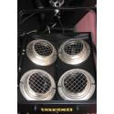 LITECH LS-033 blinder na 4 lampy 2600W