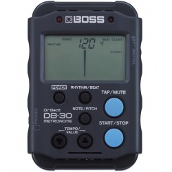 BOSS DB-30 metronome with...