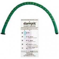 Dampit humidifier for violins