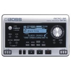Boss BR-80 Micro rejestrator cyfrowy na kartę SDHC