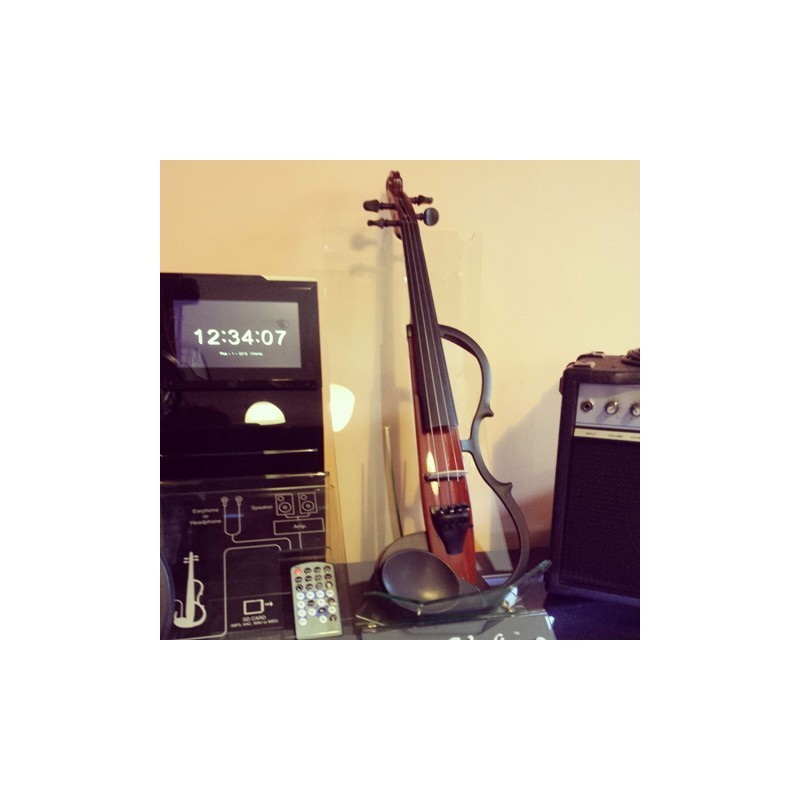 YAMAHA SV-130 BR silent skrzypce elektryczne 4/4