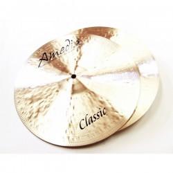 """AMEDIA 14"""" CC-H14 CLASSIC ' HI-HAT talerz perkusyjny"""