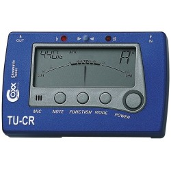 COXX TU-CR tuner-chromatic...