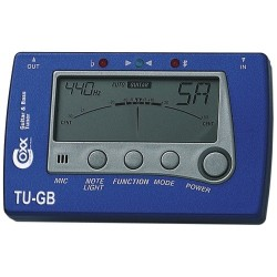 COXX TU-GB - guitar tuner-reed