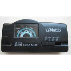 MATRIX SR-1000 tuner-stroik...