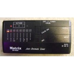 MATRIX SR-4000 tuner-stroik...