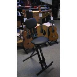 AKMUZ T-6 krzesło dla gitarzysty/kontrabasisty