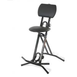 ALTHLETIC krzesło dla gitarzysty/kontrabasisty