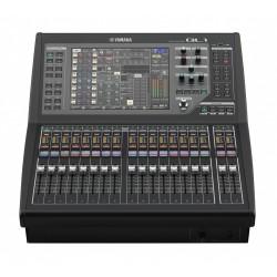 Yamaha QL1 digital mixer...