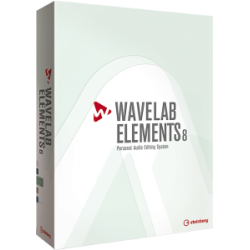 WaveLab Elements 8 - STEINBERG