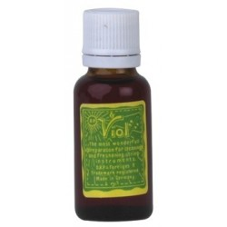 Viol cleaning agent