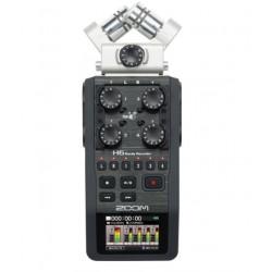 ZOOM H6 rejestrator cyfrowy audio
