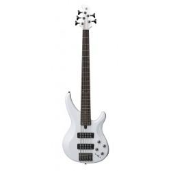 Yamaha TRBX-305 WH gitara...