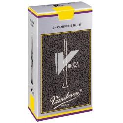 VANDOREN V12 stroiki do klarnetu B (opakowanie - 10 szt.)