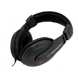 ESPERANZA EH120 Reggae słuchawki nagłowne